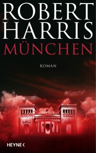 COver Harris Muenchen